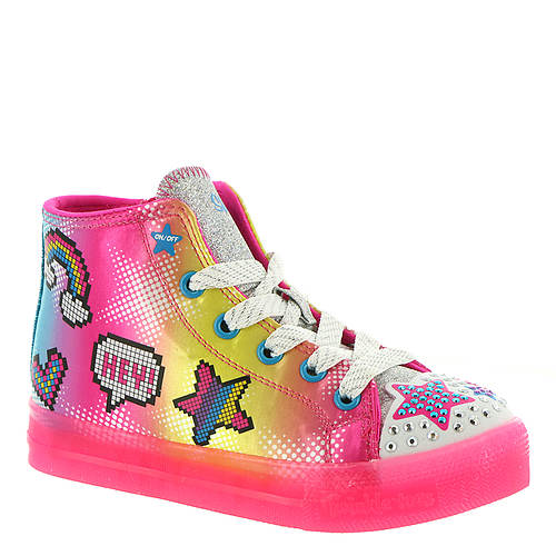 Skechers Shuffle Brights (Girls' Toddler-Youth)