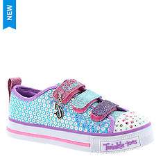 Skechers TT Shuffle Lite-Mermaid Magic (Girls' Toddler-Youth)