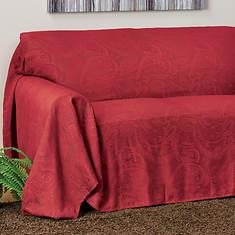 Alexandria Furniture Throw-Large Sofa