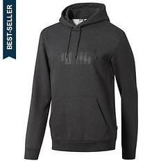 PUMA Men's Essentials Fleece Big Logo Hoodie