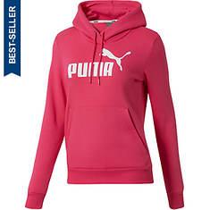 PUMA Women's Essential Logo Hoody FL