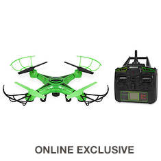 World Tech Striker-X Glow-in-the-Dark HD Camera Drone