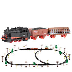 King of the Rails Electric Train Set