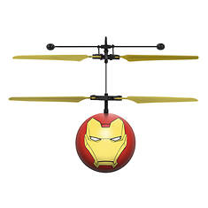 Marvel Avengers Iron Man IR UFO Heli-Ball