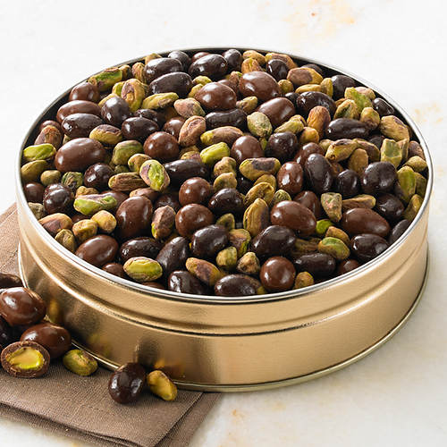 Chocolate Pistachio Mix