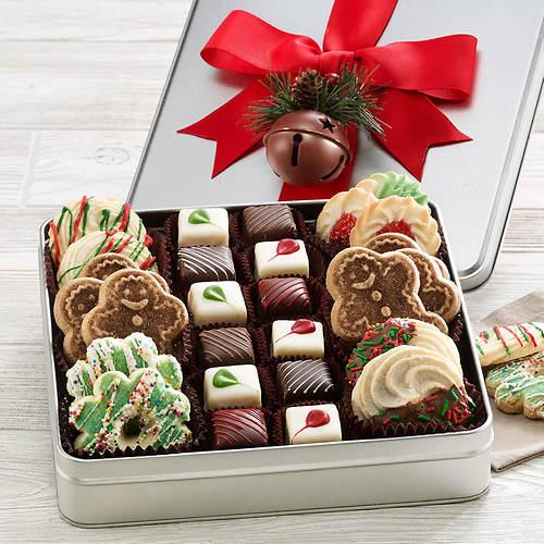 Bakery Holiday Gift Tin