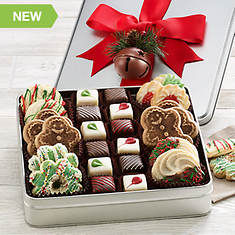 Bakery Holiday Gift Tin