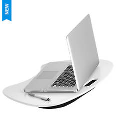 Honey-Can-Do Laptop Desk with Built-In Handle