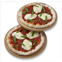 Honey-Can-Do 2-Pack Pizza Stones