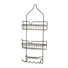 Honey-Can-Do Hanging Shower Caddy Organizer