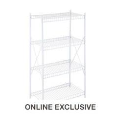 Honey-Can-Do 4-Tier Storage Shelf