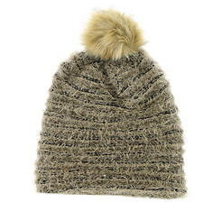 BEARPAW Women's 2-in-1 Scarf Hat Combo