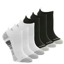 Skechers Women's S111388 Low Cut 6-Pack Socks