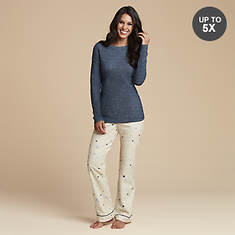 Women's Cozy Pajama Set