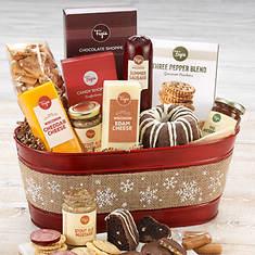 Winter Wonders Gift Basket
