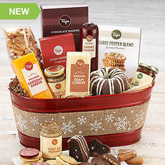 Winter Wonders Gift Basket