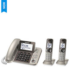 Panasonic Digital Phone System with 2 Handsets