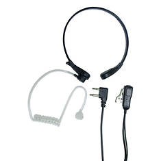 Hands-Free Acoustic Throat Mic