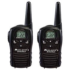 18-Mile Range Two-Way Radio Pair