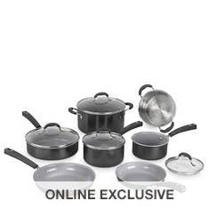 Cuisinart 11-Piece Nonstick Cookware Set