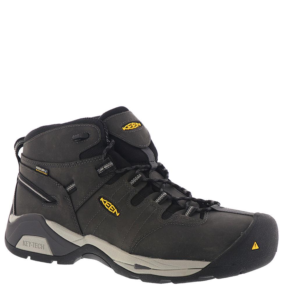 4d0c7f7138e Keen Utility Detroit XT Mid WP Steel Toe Men s Boot