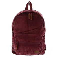 Roxy Morning Light Corduroy Backpack