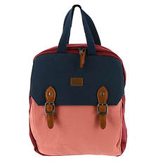 Roxy Iconic Stop Colorblock Backpack