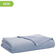 Soft-As-A-Cloud Fleece Blanket