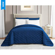 Pinsonic Quilted Bedspread