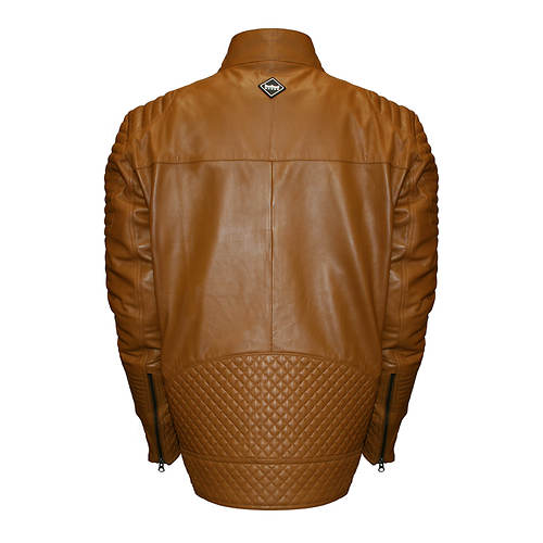 Franchise Club Men's Raw X MOTO Leather Jacket