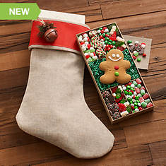 Stocking Full Of Treats- Classic Holiday Favorites