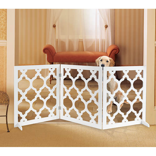 Pet Parade Decorative Pet Gate