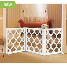 Pet Parade Decorative Pet Gate