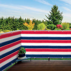 Ideaworks Patriotic Privacy Screen