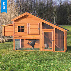 Trixie Natura Chicken Coop with a View