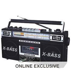 QFX Radio/Cassette to MP3 Converter