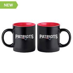 NFL Black Matte Mug