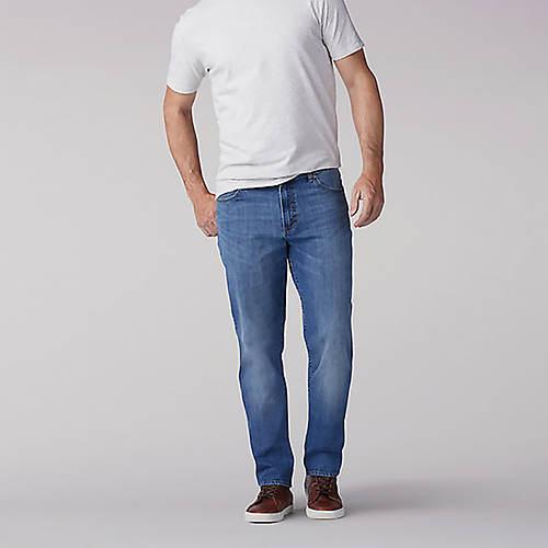Lee Jeans Men's Regular Fit Tapered Leg