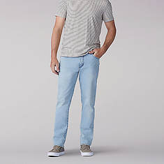 Lee Jeans Men's Regular Fit Tapered Leg
