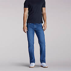 Lee Jeans Men's Premium Select Regular Fit Straight Leg Jeans