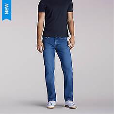 Lee Jeans Men's Premium Select Regular Fit Straight Leg Jeans