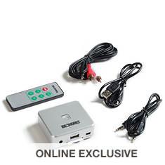 Ideaworks Portable Audio Converter