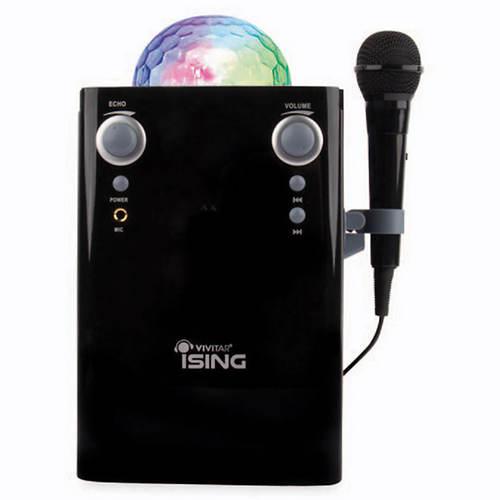 iSing Disco Ball Karaoke with Microphone
