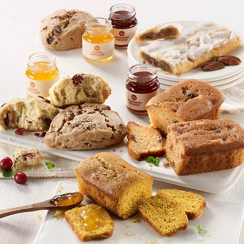 Breakfast Pastry Assortment