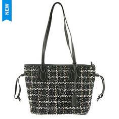 Spring Step HB-Tweed Shoulder Bag