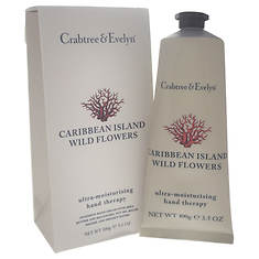 Crabtree & Evelyn Wild Flowers Hand Therapy