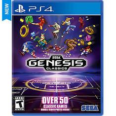 PS4 Genesis Classics