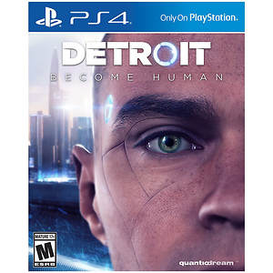 PS4 Detroit: Become Human