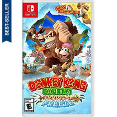 SWITCH Donky Kong Country: Tropical Free