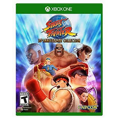 Xbox ONE Street Fighter 30th Anniversary